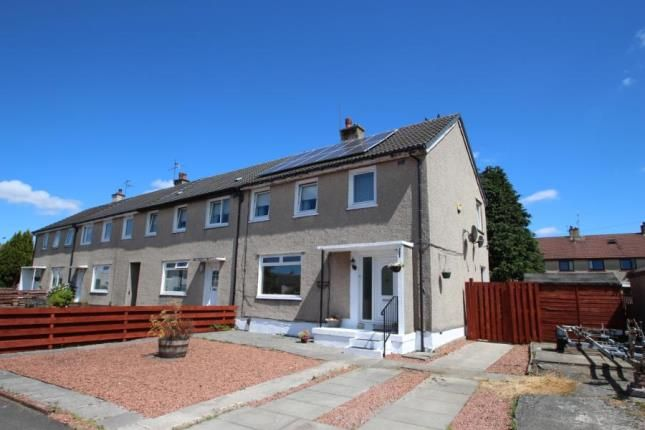 Thumbnail End terrace house for sale in Ramsay Place, Johnstone, Renfrewshire