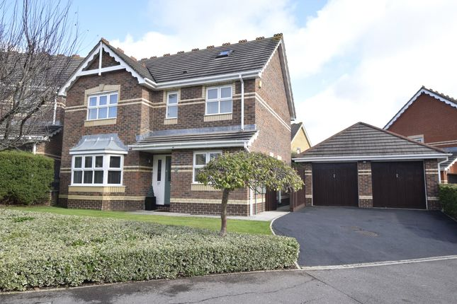 Thumbnail Detached house for sale in Scott Walk, Bridgeyate, Bristol