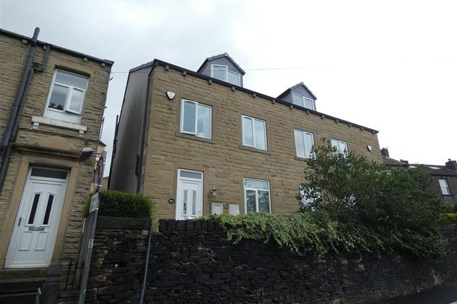 Thumbnail Semi-detached house to rent in Longwood Road, Longwood, Huddersfield