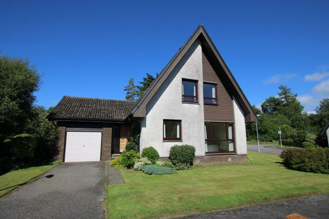 Thumbnail Detached house for sale in 8 Ferryfield Drive, Connel