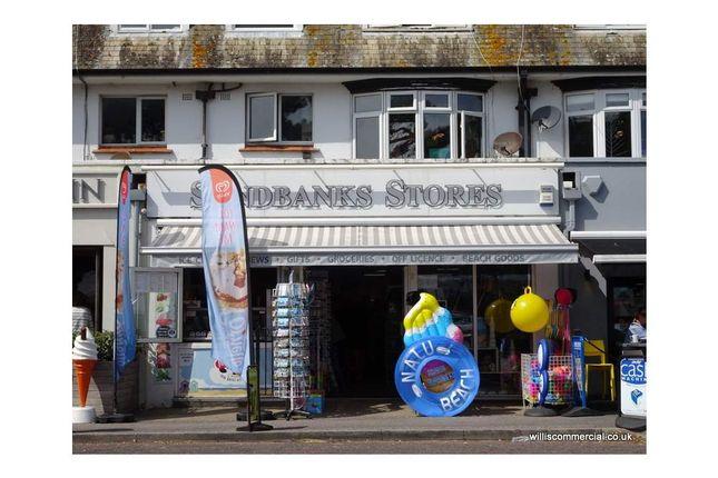 Thumbnail Retail premises to let in Banks Road 8, Sandbanks
