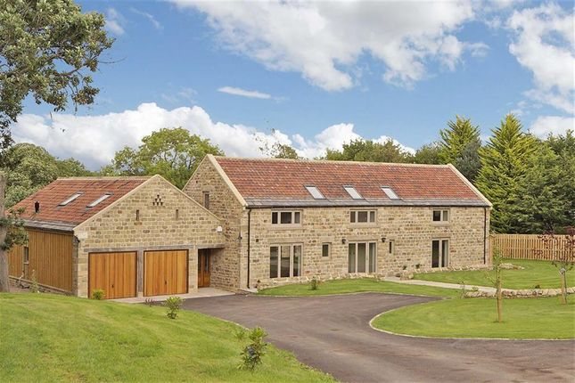 Thumbnail Barn conversion for sale in Bishop Thornton, Harrogate