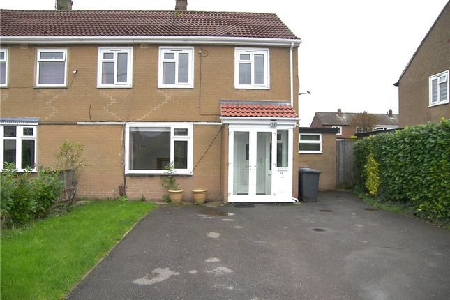 Thumbnail 3 bed semi-detached house to rent in Brentford Drive, Derby