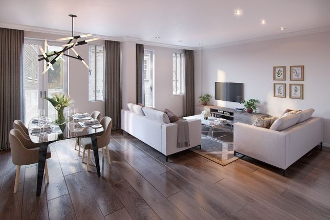 Thumbnail Flat for sale in Chertsey Street, Guildford