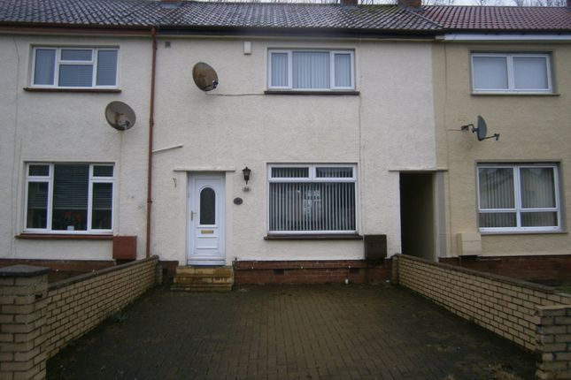 Thumbnail Terraced house to rent in James Campbell Road, Ayr