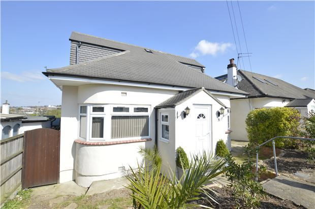 Thumbnail Detached bungalow for sale in Rannock Avenue, Kingsbury