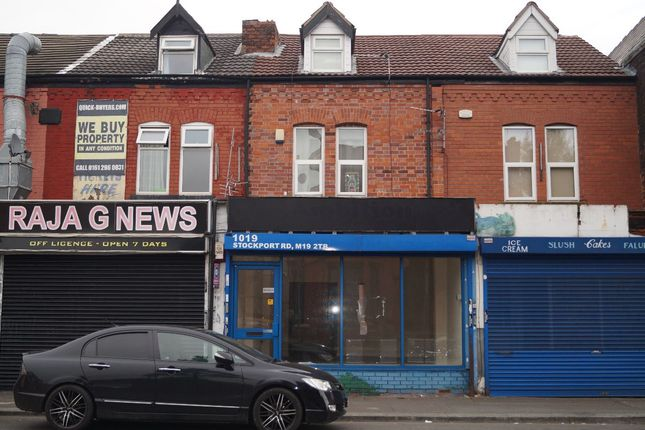 Thumbnail Office for sale in Stockport Road, Levenshulme