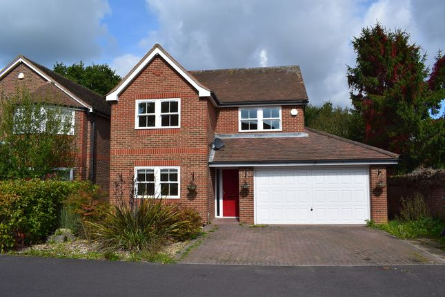 Thumbnail Detached house for sale in Catisfield Road, Fareham