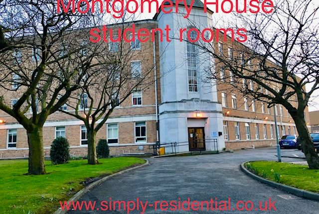Room to rent in Montgomery House, Demesne Rd, Manchester.