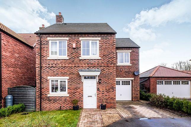 Thumbnail Detached house for sale in Farm View, Norton, Malton, North Yorkshire