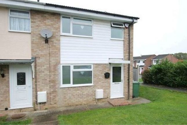 Thumbnail End terrace house to rent in Orion Way, Braintree, Essex