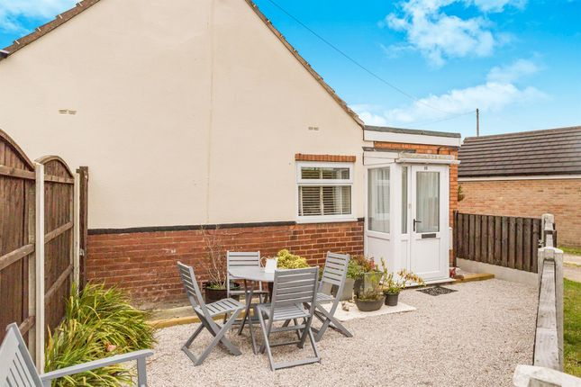 2 bed semi-detached bungalow for sale in Occupation Close, Barlborough, Chesterfield