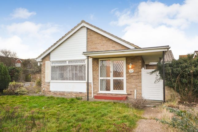 Thumbnail Detached bungalow to rent in Went Hill Gardens, Eastbourne