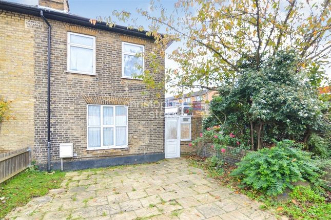 Thumbnail Semi-detached house for sale in Hertford Road, Enfield, Greater London