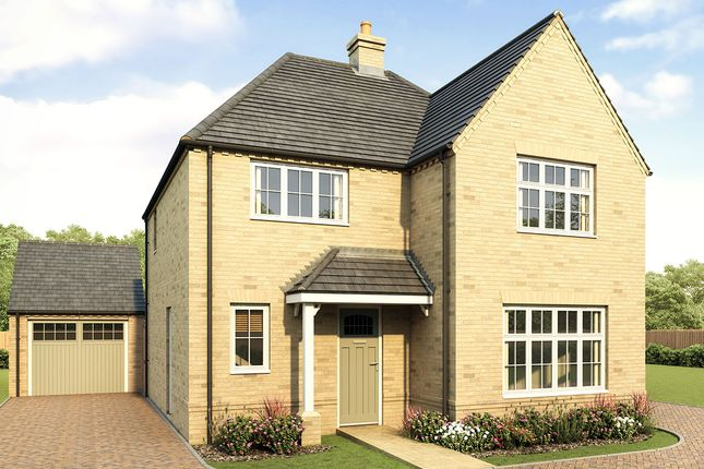 """Thumbnail Detached house for sale in """"Cambridge"""" at Bardolph Way, Huntingdon"""