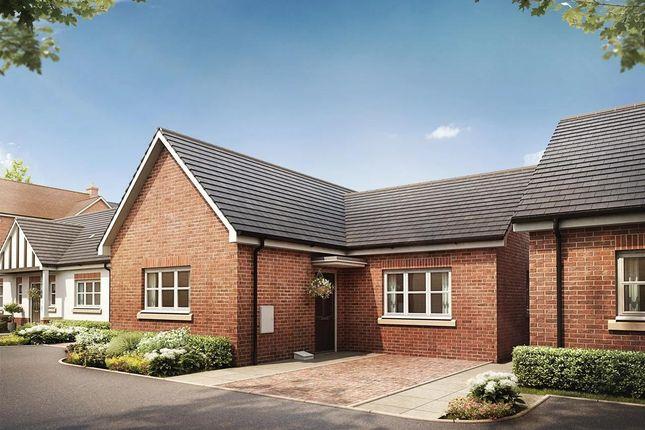 Thumbnail Detached bungalow for sale in Loughborough Road, Quorn, Loughborough