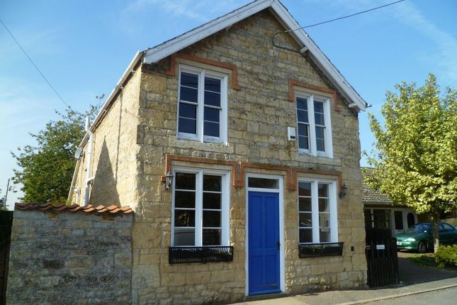 Thumbnail Detached house to rent in Potterhanworth Old Post Office Middle Street, Potterhanworth, Lincoln