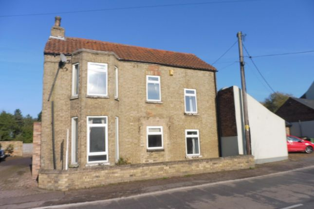 Thumbnail Semi-detached house to rent in School Road, Watlington, King's Lynn