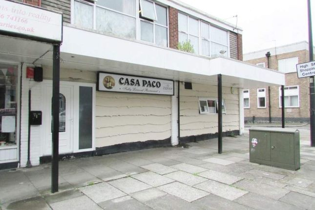Thumbnail Restaurant/cafe for sale in 1 Broad Street Parade, Barry