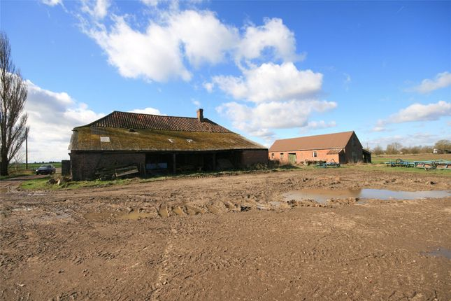 Thumbnail Land for sale in Bamber's Farm, Brothertoft