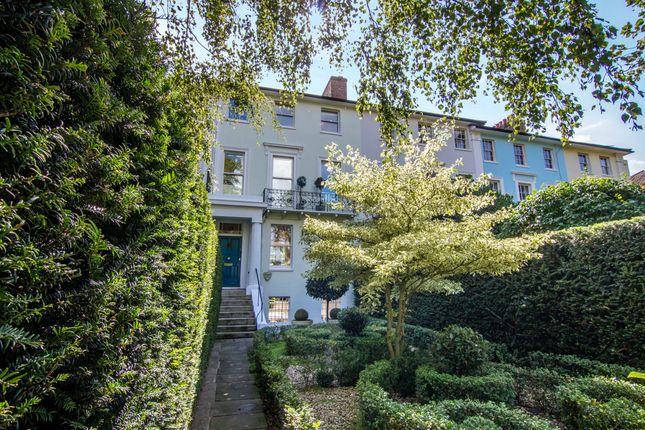 Thumbnail Terraced house for sale in Heathfield Terrace, London