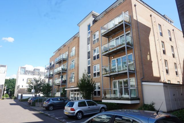 Thumbnail Flat for sale in James Weld Close, Banister Park, Southampton