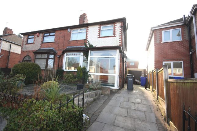 Thumbnail Semi-detached house for sale in Stross Avenue, Tunstall, Stoke On Trent
