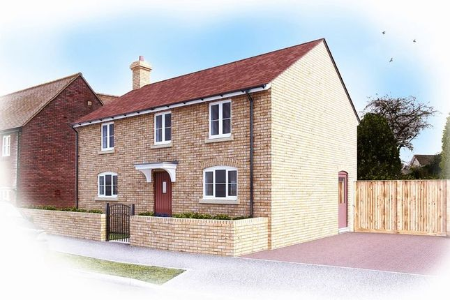 Thumbnail Detached house for sale in Breach Field, Wool, Wareham