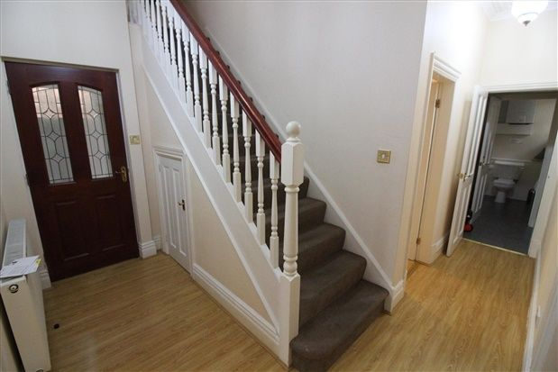 Entrance Hall of Clifton Drive, Lytham St. Annes FY8