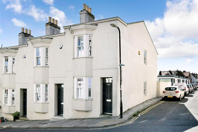 Thumbnail End terrace house for sale in Upper Gloucester Road, Brighton, East Sussex