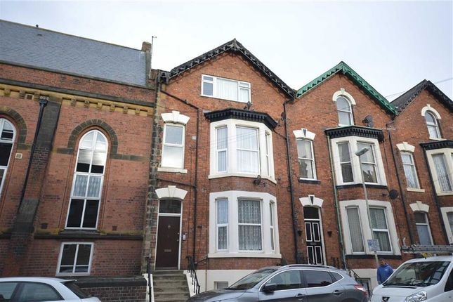 Thumbnail Flat to rent in Belgrave Terrace, Scarborough