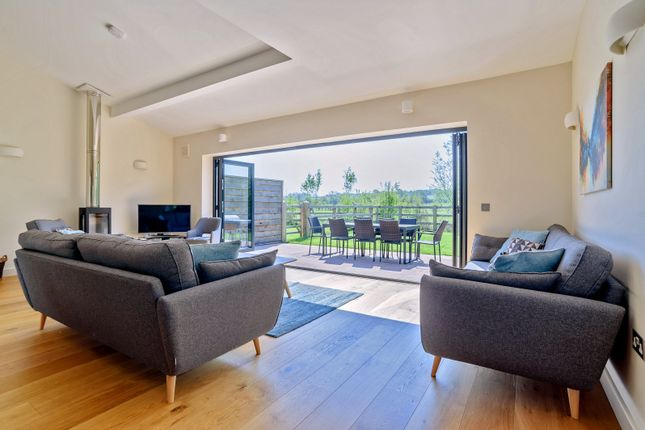 Living Area of Andersey Farm, Grove Park Drive, Wantage, Oxfordshire OX12