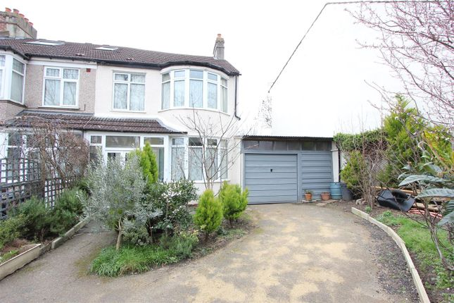 Thumbnail End terrace house for sale in Sunny Bank, London