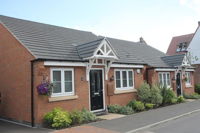 """Thumbnail Bungalow for sale in """"Burleigh"""" at Forest House Lane, Leicester Forest East, Leicester"""