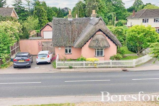 Thumbnail Cottage for sale in Downham Road, Downham, Billericay, Essex