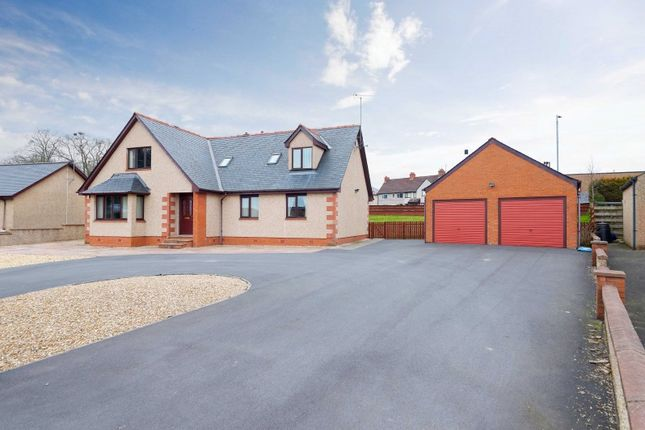 Thumbnail Detached house for sale in Meadowbank, Kirkton Road, Dumfries, Dumfries And Galloway
