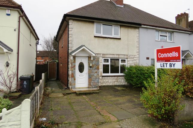 3 bed property to rent in Bayley Crescent, Wednesbury