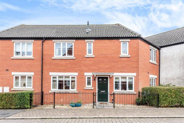 Thumbnail Terraced house to rent in Spitalcroft Road, Devizes