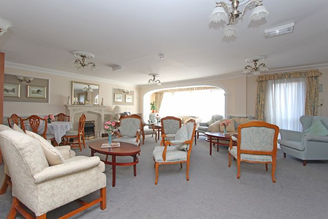 Communal Lounge of Clarks Court, Cullompton EX15