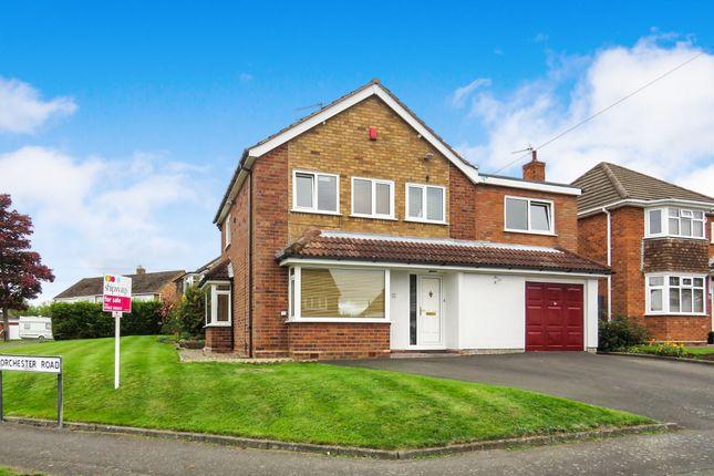 Thumbnail Detached house for sale in Dorchester Road, Pedmore, Stourbridge