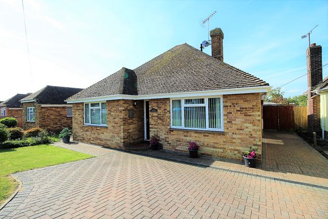 Thumbnail Detached bungalow for sale in Pevensey Park Road, Westham