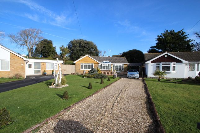 Thumbnail Detached bungalow for sale in Ricardo Crescent, Mudeford