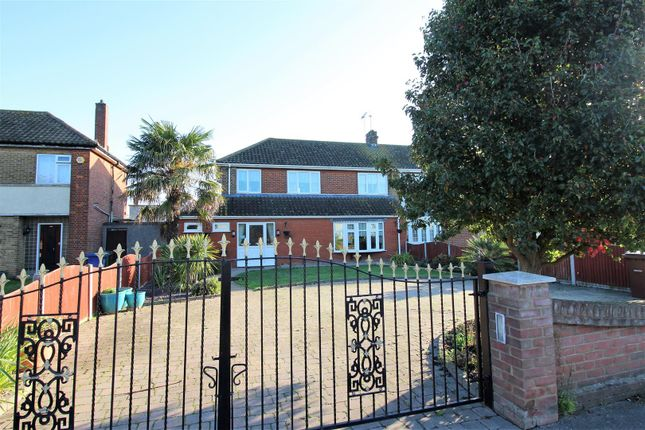 Thumbnail Semi-detached house for sale in Thames Industrial Park, Princess Margaret Road, East Tilbury, Tilbury