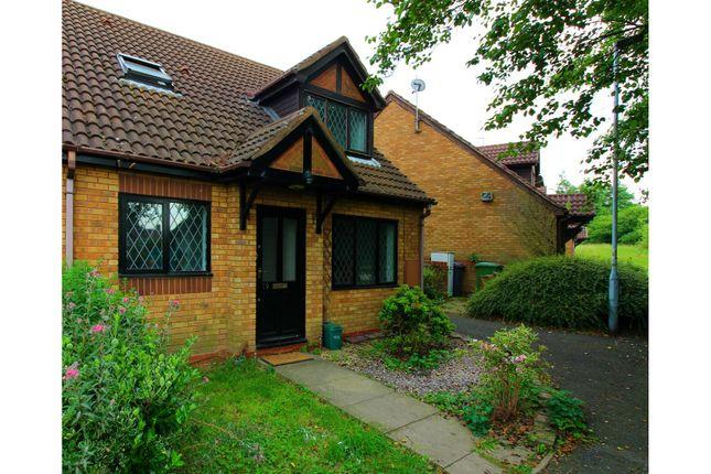 Thumbnail Mews house for sale in Ambleside Close, Bilston