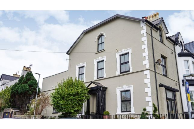 Thumbnail End terrace house for sale in Dinorwic Street, Caernarfon