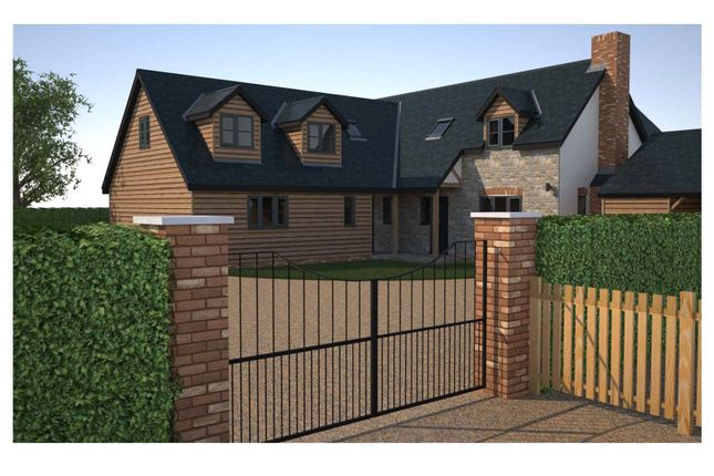 Thumbnail Detached house for sale in Llangarron, Ross-On-Wye