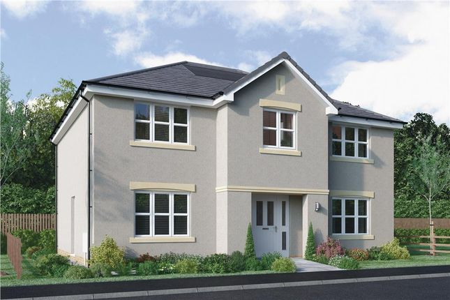 """Thumbnail Detached house for sale in """"Hopkirk"""" at Brotherton Avenue, Livingston"""
