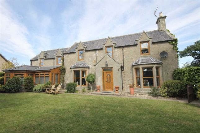 Thumbnail Detached house for sale in Lossiemouth
