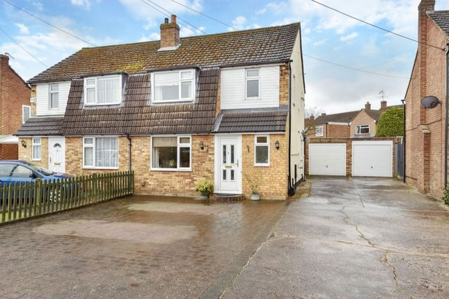 3 bed semi-detached house for sale in Penfold Lane, Holmer Green, High Wycombe