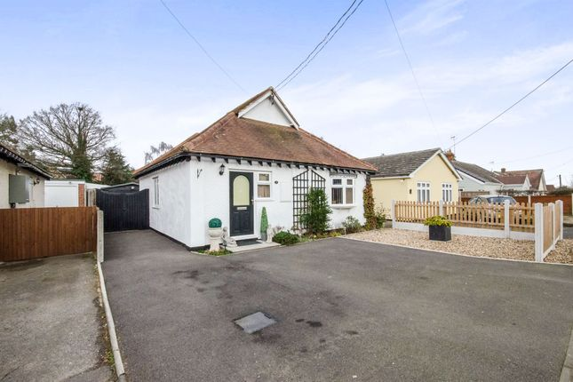 Thumbnail Detached house for sale in New Road, Tiptree, Colchester